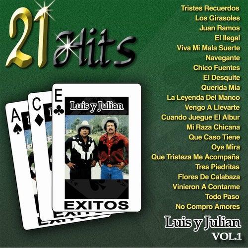 21 Hits, Vol. 1 by Luis Y Julian