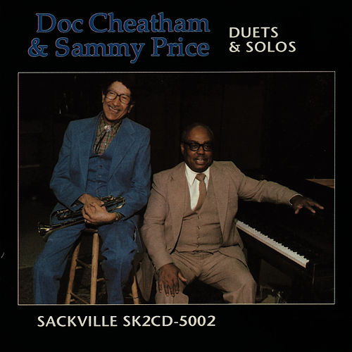 Duets & Solos by Doc Cheatham