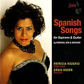 Spanish Songs by Patricia Rozario