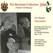 Play & Download Handel: Solomon (The Beecham Collection) by Various Artists | Napster