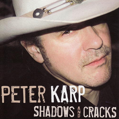 Shadows And Cracks by Peter Karp