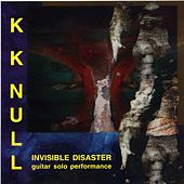 Invisible Disaster by K.K. Null