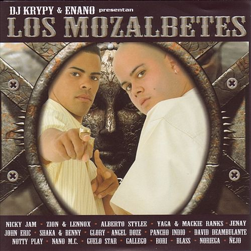 Play & Download Los Mozalbetes by Various Artists | Napster