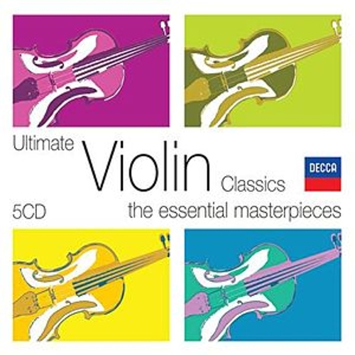 Play & Download Ultimate Violin Classics by Various Artists | Napster