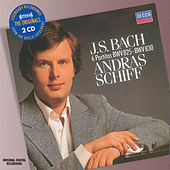 Bach, J.S.: 6 Partitas by András Schiff