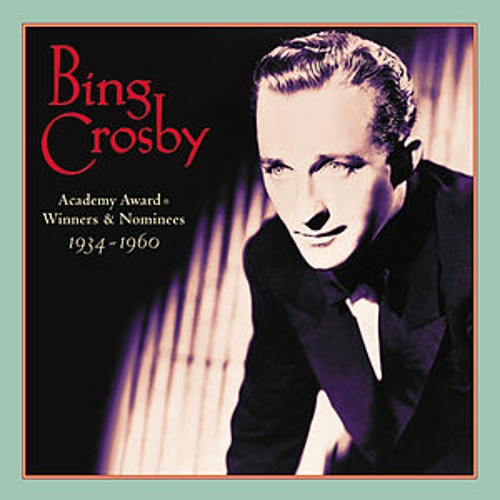 Academy Award Winners & Nominees 1934-1960 by Bing Crosby