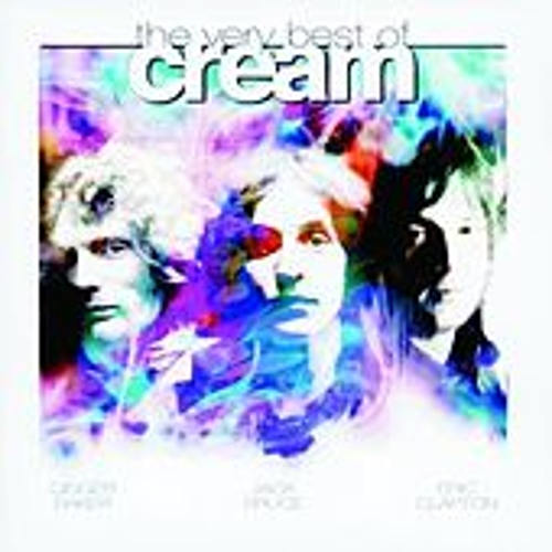 The Very Best Of Cream by Cream