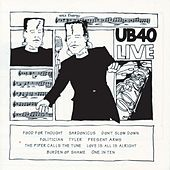 Play & Download Live by UB40 | Napster