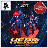 Play & Download Hero (Teminite Remix) [feat. Elizaveta] by Pegboard Nerds | Napster