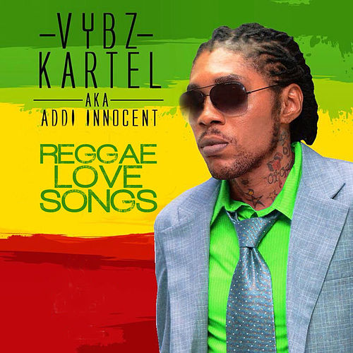 Play & Download Reggae Love Songs (Clean) by VYBZ Kartel | Napster