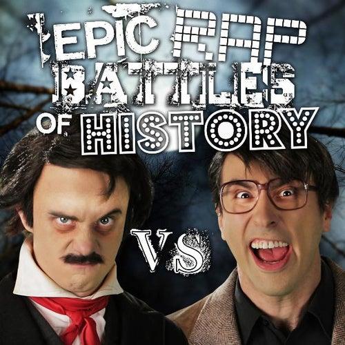 Stephen King vs Edgar Allan Poe by Epic Rap Battles of History