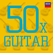 50 x Guitar by Various Artists