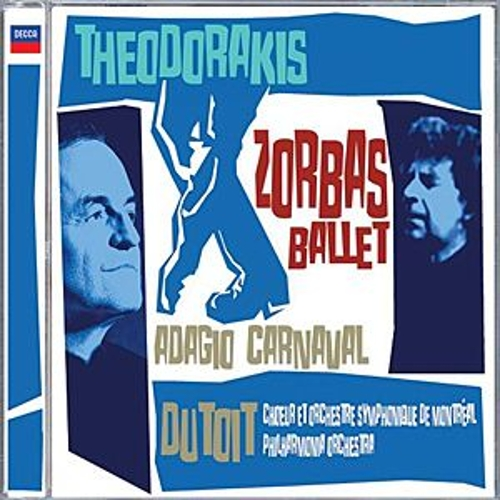 Play & Download Theodorakis: Zorbas Ballet, etc. by Various Artists | Napster