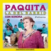 Play & Download Falsaria by Paquita La Del Barrio | Napster