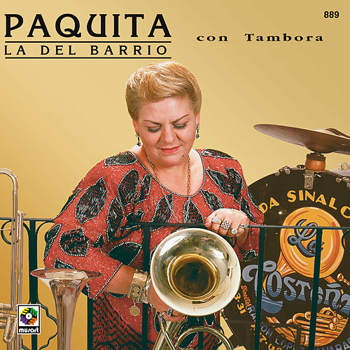 Paquita La Del Barrio Con Banda by Paquita La Del Barrio