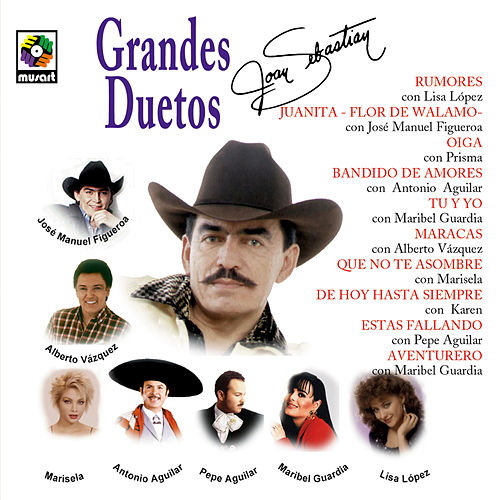Play & Download Grandes Duetos by Joan Sebastian | Napster