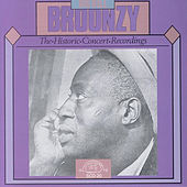 The Historic Concert Recordings by Big Bill Broonzy