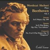 Play & Download Mordecai Shehori  Plays Beethoven, Vol. 2 by Mordecai Shehori | Napster