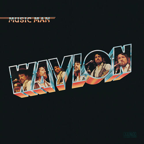 Music Man by Waylon Jennings