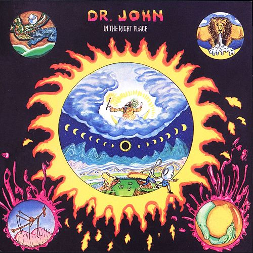 Play & Download In The Right Place by Dr. John | Napster
