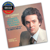 Play & Download José Carreras Sings Donizetti, Bellini, Verdi, Mercadente, Ponchielli by José Carreras | Napster