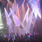 03-15-07 - The Boulder Theater - Boulder, CO by STS9 (Sound Tribe Sector 9)