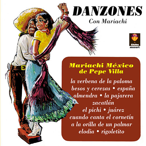 Play & Download Danzones Con Mariachi by Mariachi Mexico | Napster