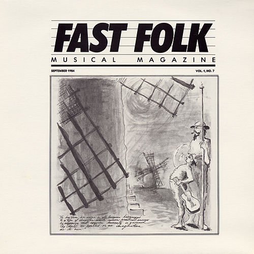 Fast Folk Musical Magazine (Vol. 1, No. 7) by Various Artists