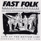 Play & Download Fast Folk Musical Magazine (Vol. 6, No. 4) Fast Folk Revue-Live at the Bottom Line 1992 by Various Artists | Napster