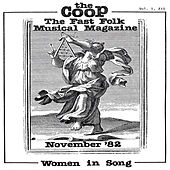 Play & Download CooP - Fast Folk Musical Magazine (Vol. 1, No. 10) Women in Song by Various Artists | Napster