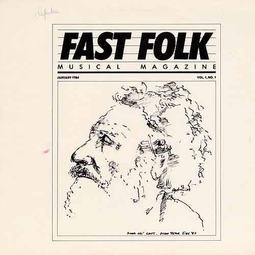 Fast Folk Musical Magazine (Vol. 1, No. 1) von Various Artists