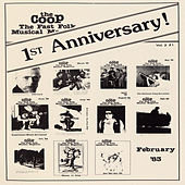 Play & Download CooP - Fast Folk Musical Magazine (Vol. 2, No. 1) First Anniversary by Various Artists | Napster