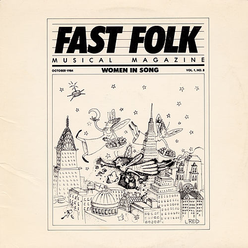 Fast Folk Musical Magazine (Vol. 1, No. 8) Women in Song von Various Artists