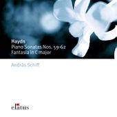 Haydn : Piano Sonatas Nos 59 - 62 & Fantasia in C major by András Schiff