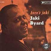 Here's Jaki by Jaki Byard