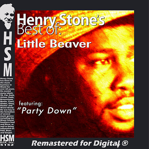 Henry Stone's Best of Little Beaver by Little Beaver
