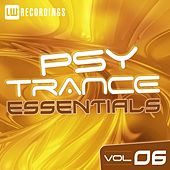 Psy-Trance Essentials Vol. 06 - EP by Various Artists