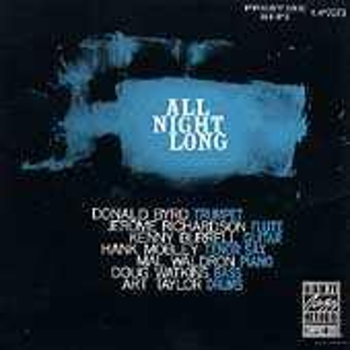 Play & Download All Night Long by Donald Byrd | Napster