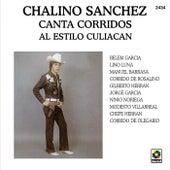 Canta Corridos by Chalino Sanchez