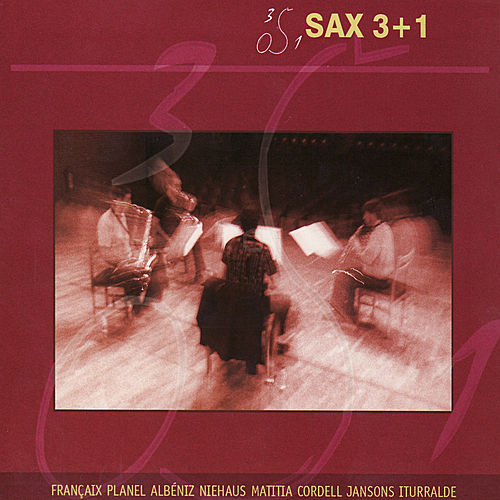 Play & Download SAX 3 + 1 by SAX 3 | Napster