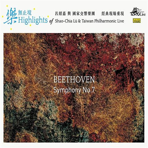 Play & Download Beethoven: Symphony No. 7 by NSO Taiwan Philharmonic | Napster