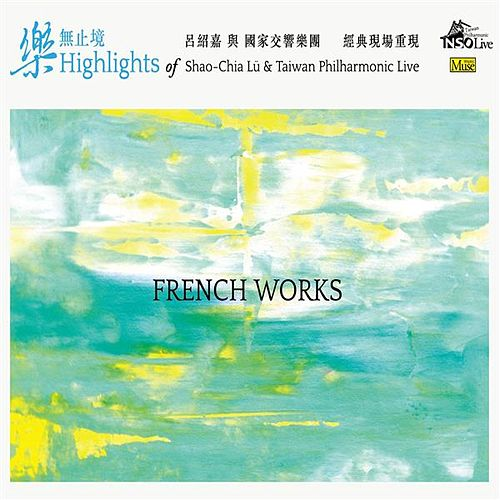 French Works by NSO Taiwan Philharmonic