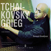 Play & Download Tchaikovsky & Grieg: Piano Concertos by Stewart Goodyear | Napster