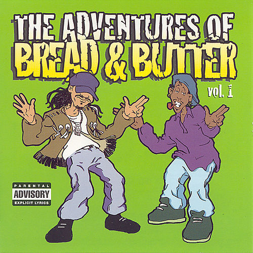 The Adventures Of Bread & Butter, Vol. 1 by Bread & Butter