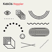 Play & Download Happier EP by Kid606 | Napster