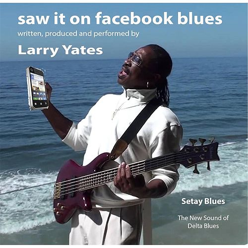 Saw It on Facebook Blues by Larry Yates