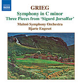 Play & Download GRIEG: Symphony in C minor by Malmo Symphony Orchestra | Napster