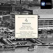 Play & Download Arnold: Wind Concertos by The Bournemouth Sinfonietta | Napster
