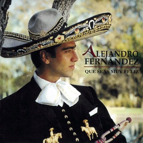 Play & Download Que Seas Muy Feliz by Alejandro Fernández | Napster