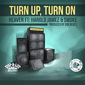 Turn Up Turn On (feat. Harold Jamez & Smoke) by Heaven